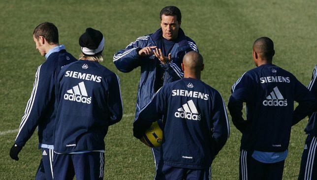 لوكسمبورجو مع لاعبي ريال مدريد