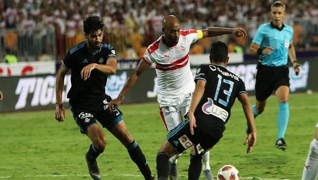 موعد مباراة الزمالك القادمة ضد جينيراسون السنغالي والقنوات