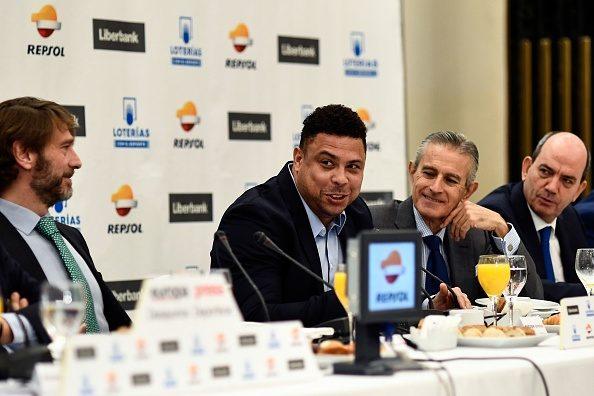 رونالدو كسب ثقة الجميع في النادي الإسباني