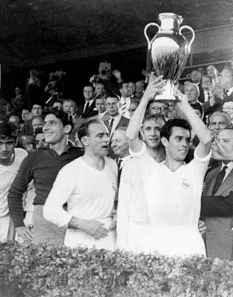 ريال مدريد ضد ريمس وبطولة أوروبا عام 1959