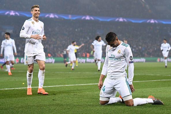 تفوق مستمر لريال مدريد على باريس في السنوات الأخيرة