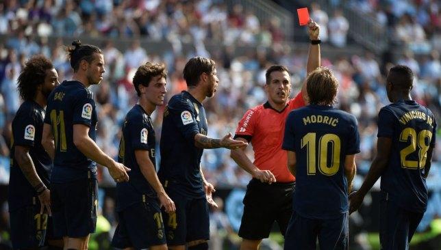 لاعبو ريال مدريد