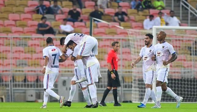 أخبار الدوري السعودي: فيديو ملخص مباراة الاتحاد والحزم اليوم.. النتيجة  والأهداف - سبورت 360