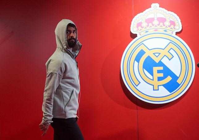 إيسكو ألاركون لاعب ريال مدريد