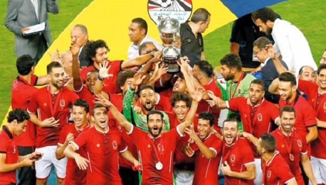 موعد مباراة الأهلي المصري القادمة والقنوات الناقلة سبورت 360