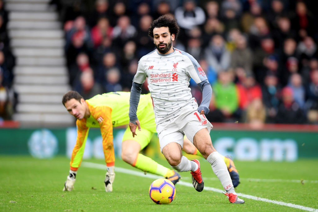 AFC Bournemouth v Liverpool FC - Premier League