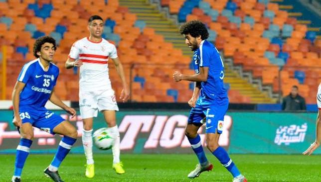 تشكيلة نادي الزمالك اليوم أمام أسوان في الدوري المصري