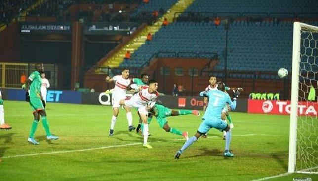 ملخص مباراة الزمالك اليوم ضد زيسكو النتيجة والأهداف سبورت 360