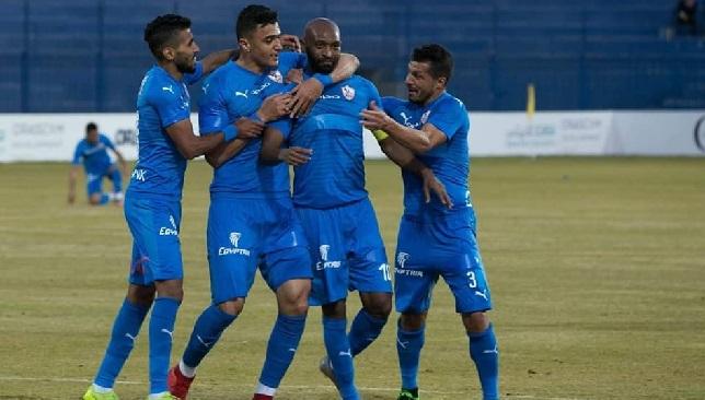 ملخص مباراة نادي الزمالك اليوم ضد الجونة النتيجة والأهداف