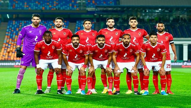 موعد مباراة الأهلي القادمة مع إف سي مصر والقنوات الناقلة سبورت 360