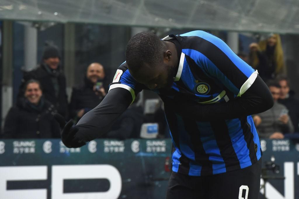 FC Internazionale v Cagliari Calcio - Coppa Italia