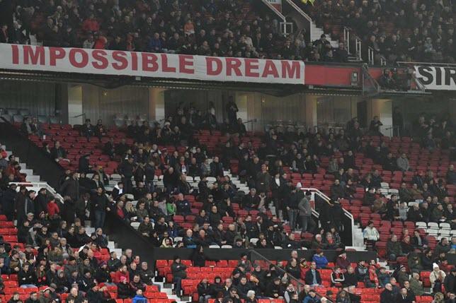 مشجعو مانشستر يونايتد