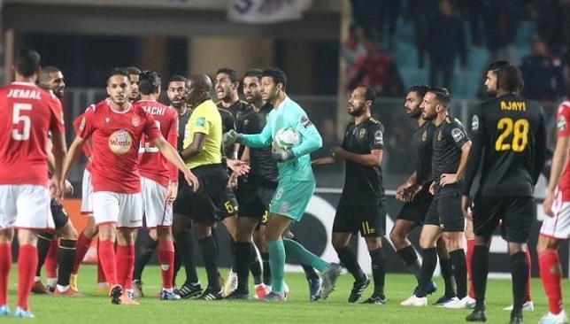 تشكيلة النادي الأهلي في مباراة اليوم ضد النجم الساحلي