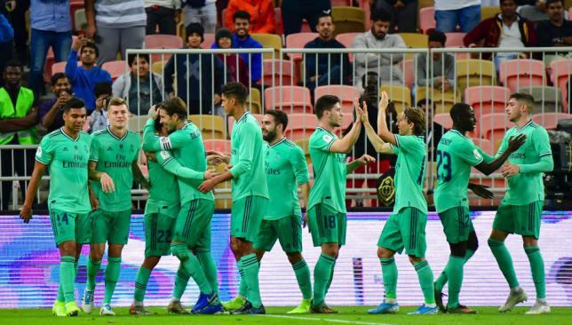 ريال مدريد السعودية