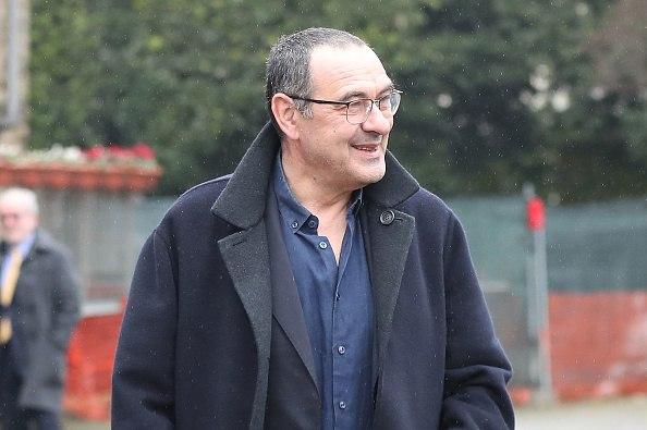 ماورتسيو ساري ، 61 عاماً