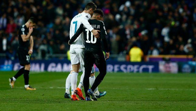 نيمار لا يرى أن رونالدو من ضمن أفضل 5 لاعبين في العالم - سبورت 360