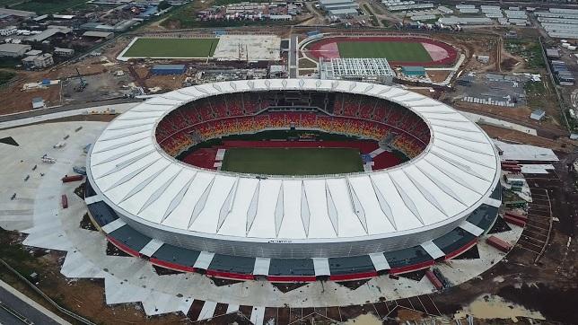 أخبار نادي الزمالك : ما لا تعرفه عن ملعب نهائي دوري أبطال أفريقيا 2020 - سبورت 360