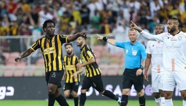 أخبار نادي الاتحاد : كاريلي يحسم مصير بوني مع الاتحاد - سبورت 360