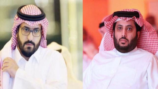 """""""تحدي الخير"""" يجمع رئيس النصر السابق وآل الشيخ.. وتفاعل الجابر ونجوم مصرية - سبورت 360"""