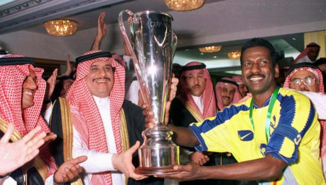 أخبار نادي النصر قصص المجد الآسيوي يستعرض طريق نادي النصر للقب العالمي سبورت 360