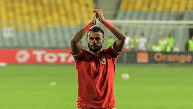 حسام عاشور قائد النادي الأهلي
