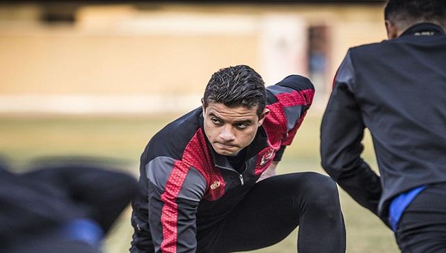سعد سمير لاعب الأهلي