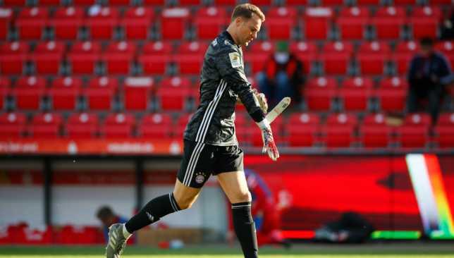 اللاعب نوير يكشف تأثير عدم حضور الجماهير على مباريات الدوري الألماني live sports News Sport
