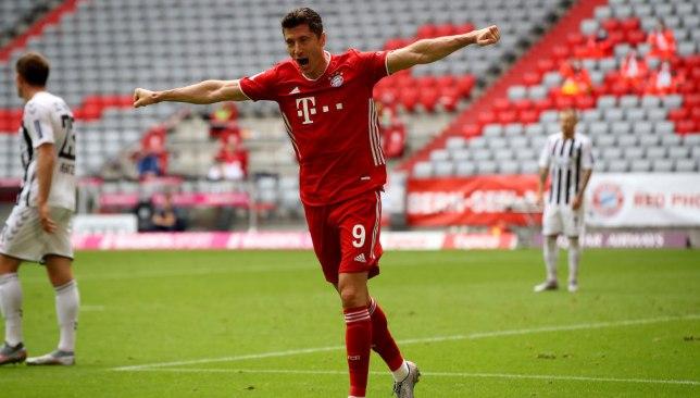 ترتيب هدافي الدوري الألماني بعد نتائج مباريات اليوم السبت في
