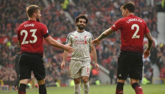 ليفربول ـ مانشستر يونايتد