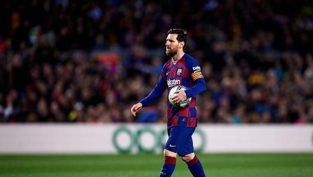مباراة برشلونة