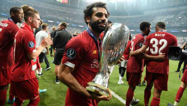 محمد صلاح - لاعب ليفربول