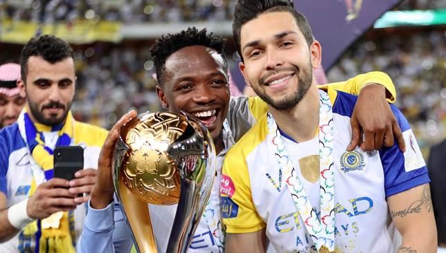 أخبار نادي النصر : خطة عودة رباعي النصر الأجنبي إلى السعودية - سبورت 360