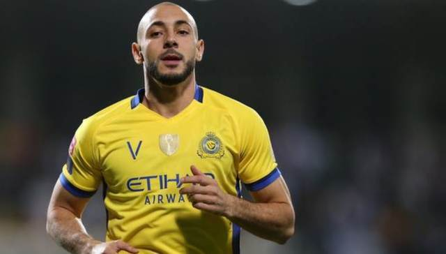 أخبار نادي النصر : قرار منتظر من إدارة النصر تجاه أمرابط عند عودته للسعودية