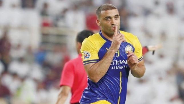 أخبار نادي النصر : تعليق  ناري  من حمدالله على تدخله لمنع انتقال بلهندة إلى النصر - سبورت 360