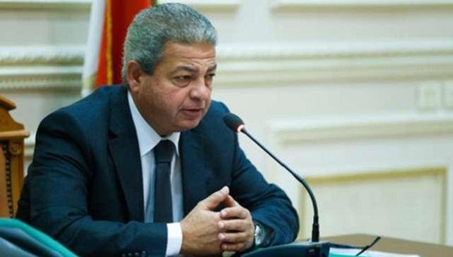 وزير الرياضة السابق يقترح حلاً ملاعب مباريات دوري الأبطال المتبقية