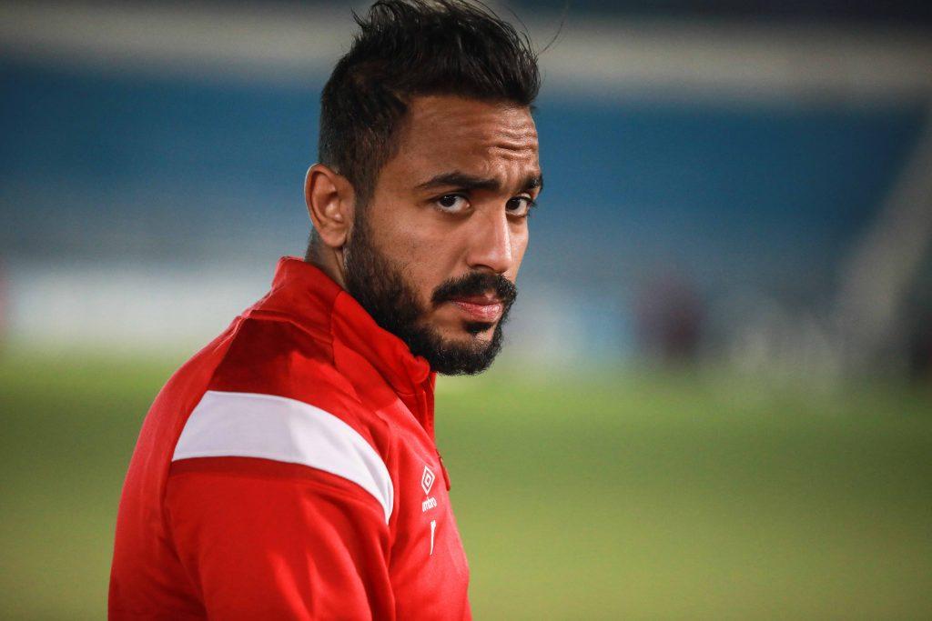 كهربا يتحدث عن عادة جديدة عليه وهدفه مع النادي الأهلي