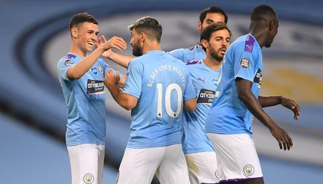 تشكيلة مانشستر سيتي في مباراة اليوم ضد واتفورد في الدوري الانجليزي