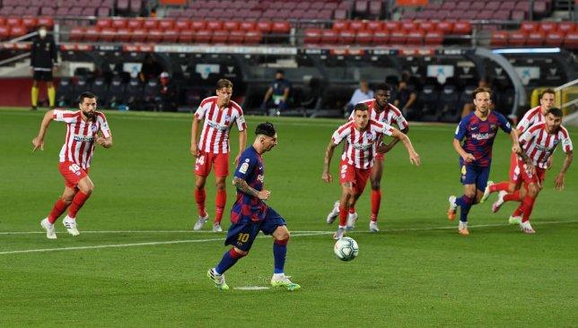 أخبار برشلونة : ميسي يتجاوز سانشيز ويقترب من كريستيانو رونالدو - سبورت 360
