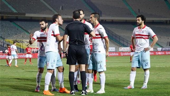 جدول ترتيب الدوري المصري بعد نتائج مباريات الجولة 19