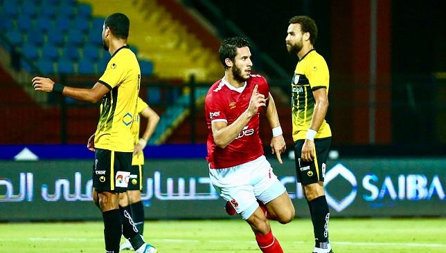 موعد مباراة الأهلي اليوم ضد الإنتاج الحربي في الدوري المصري