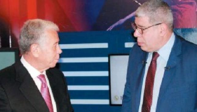 شوبير يطالب باختيار حسن حمدي رئيساً شرفياً للأهلي
