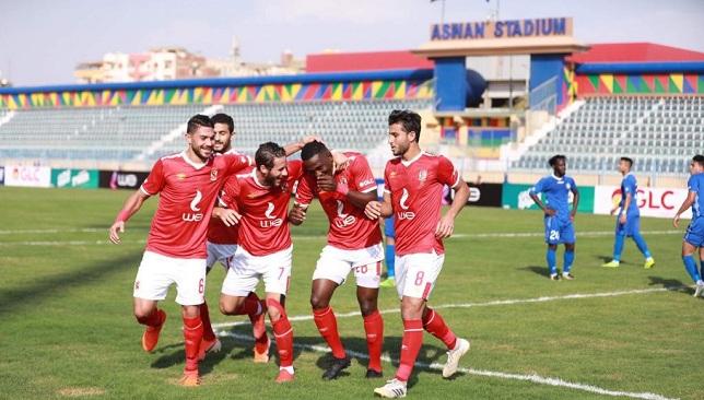 جدول ترتيب الدوري المصري بعد نتائج مباريات الجولة 20