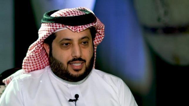 تركي آل الشيخ يتحدث عن فتحي وفايلر والأهلي