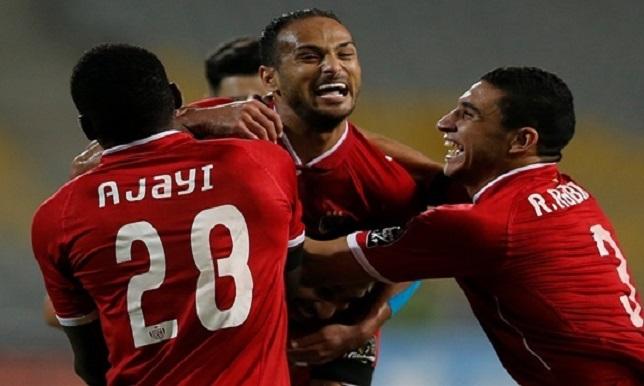 تشكيلة النادي الأهلي في مباراة اليوم ضد نادي الزمالك في الدوري المصري