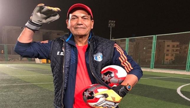 فكري صالح يكشف عن أفضل حارس في مصر