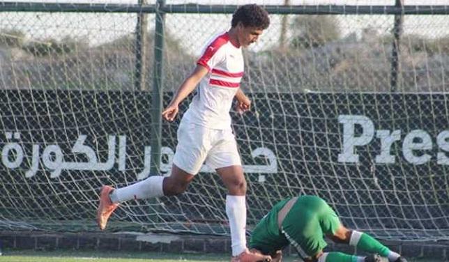 ملخص مباراة الزمالك والنادي الاهلي في الدوري المصري