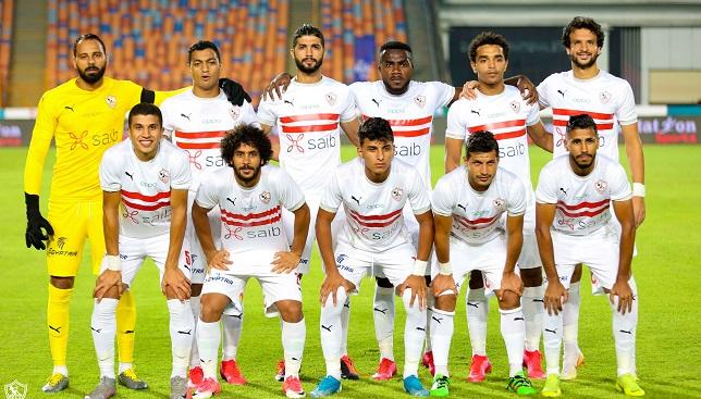 نادي الزمالك- الدوري المصري