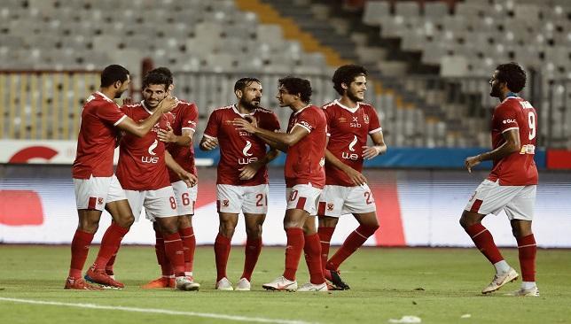 النادي الأهلي - الدوري المصري