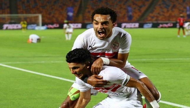 نادي الزمالك - الدوري المصري