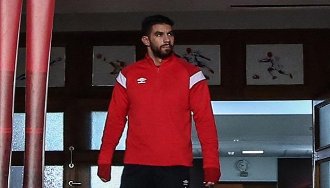 شريف إكرامي- نادي بيراميدز- الدوري المصري